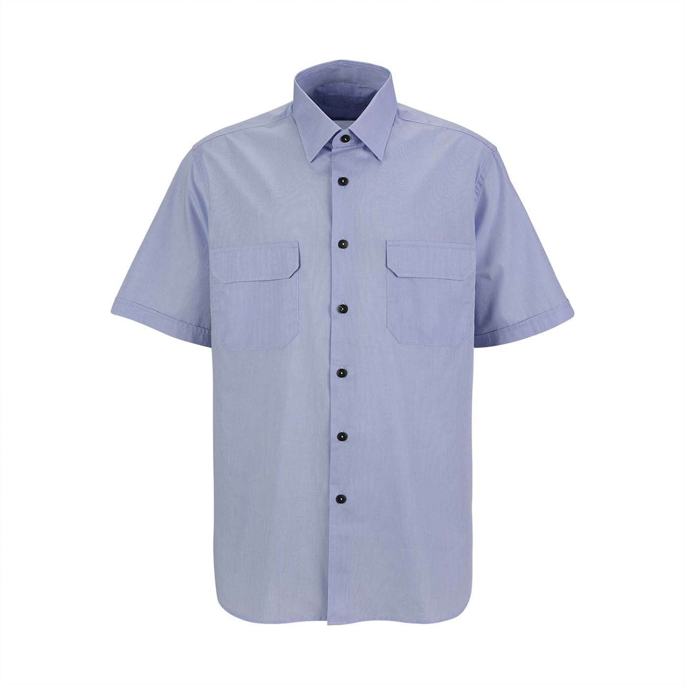 Blue Oversize Shirt Estelita Mendonça