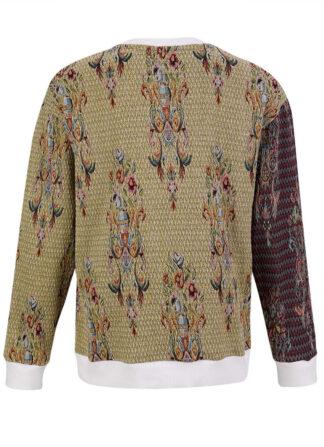 Jacuqard Brocade Sweater Estelita Mendonça Mini