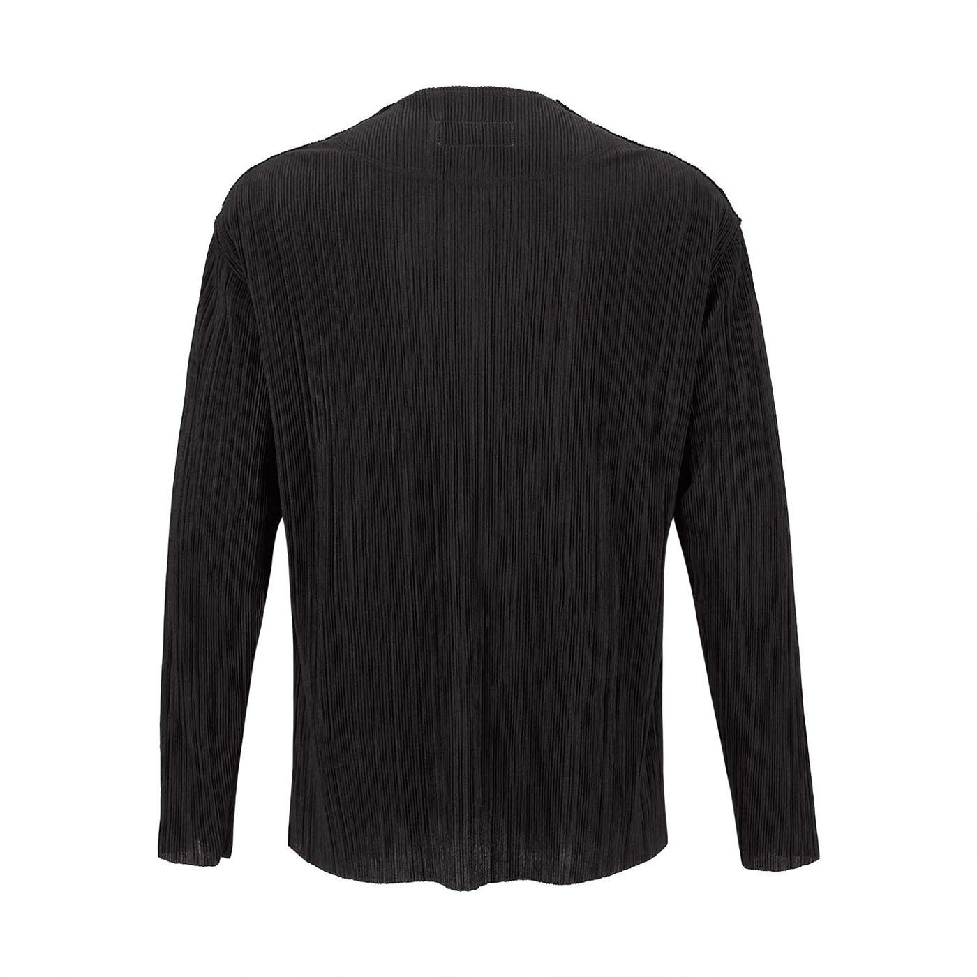 Pleated Plain Sweater Estelita Mendonça