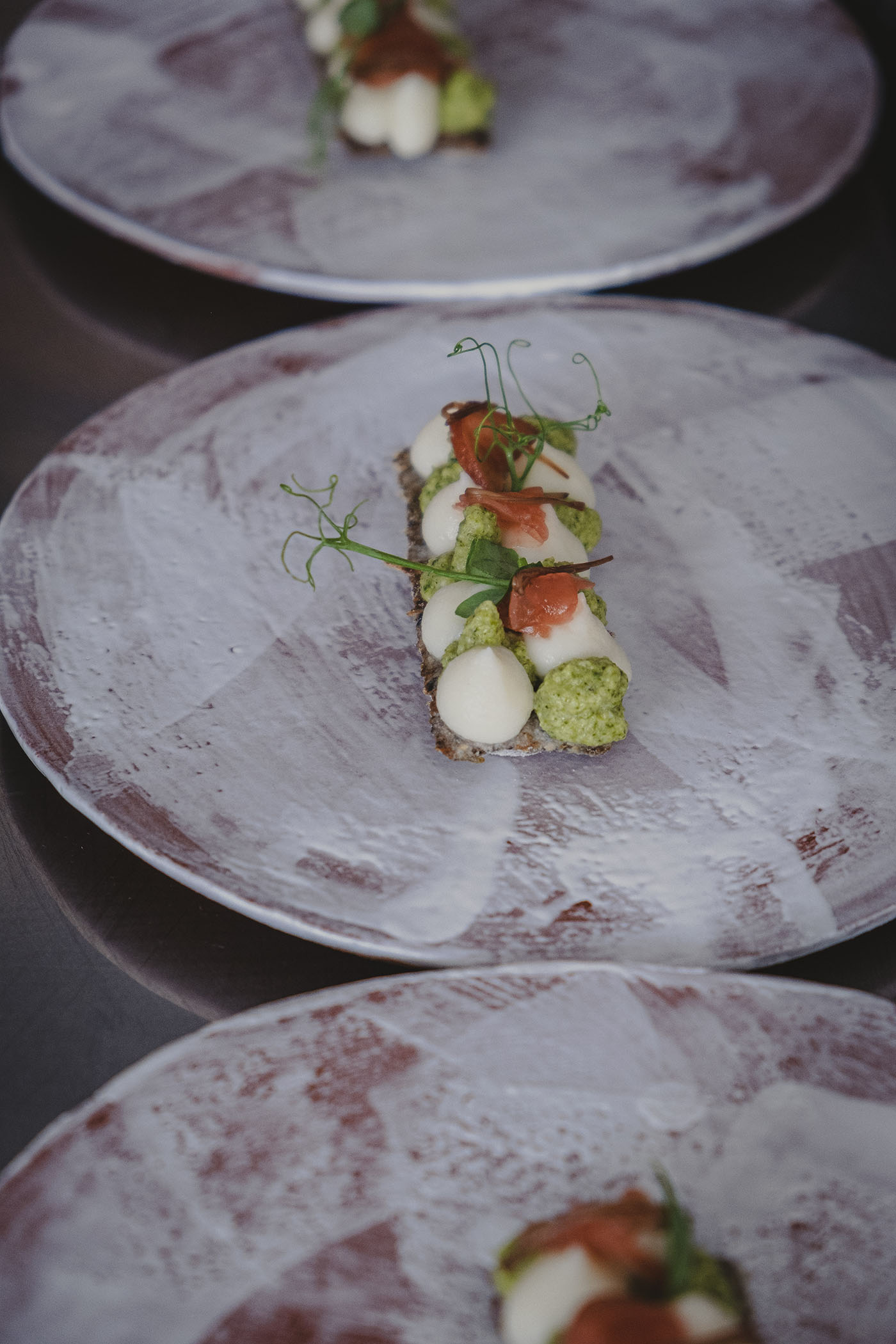 ATER Flat Dish