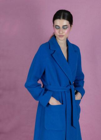 Long Blue Coa Nopin