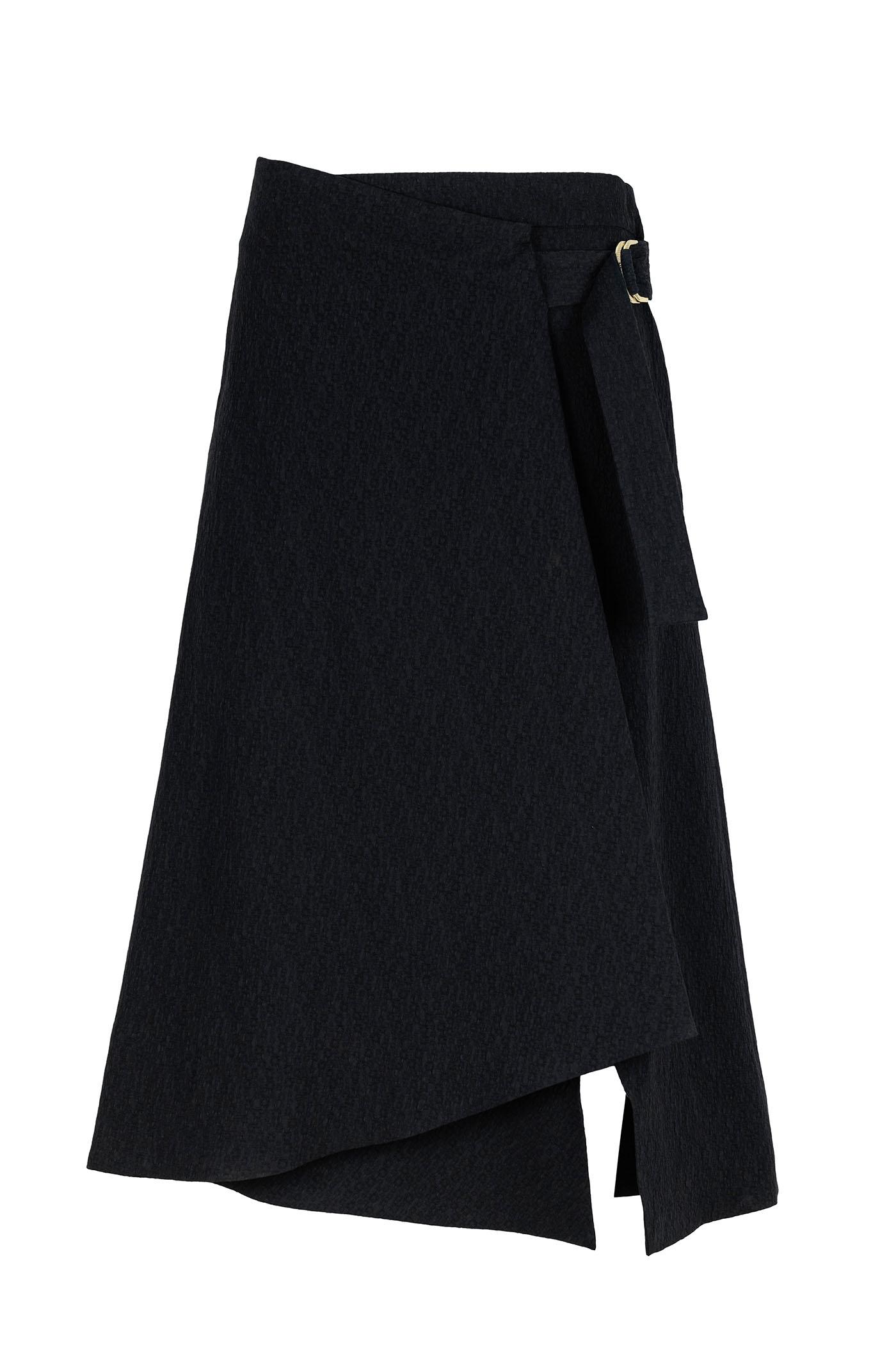 Black Skirt Nopin