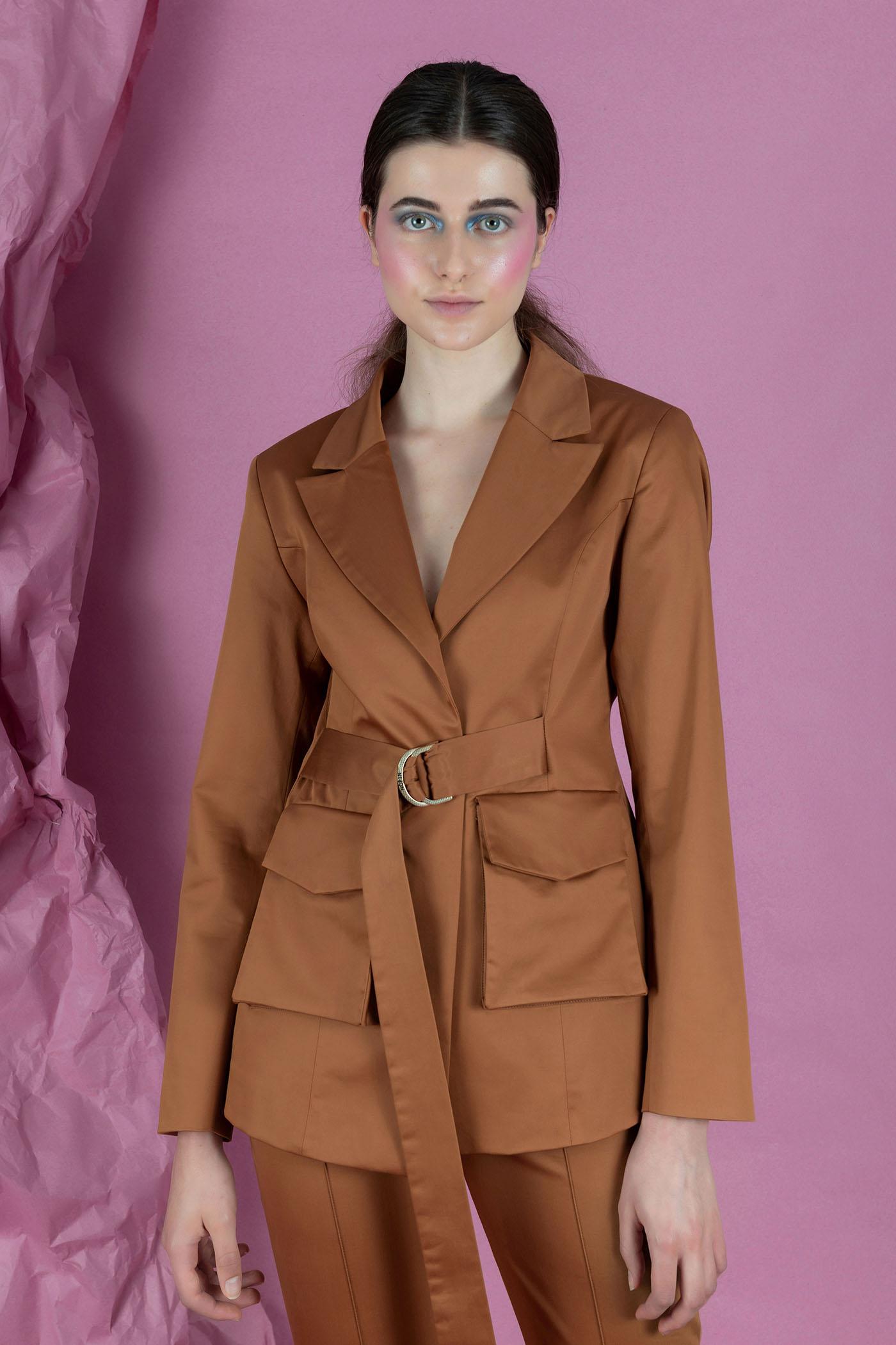 Caramel Jacket Nopin