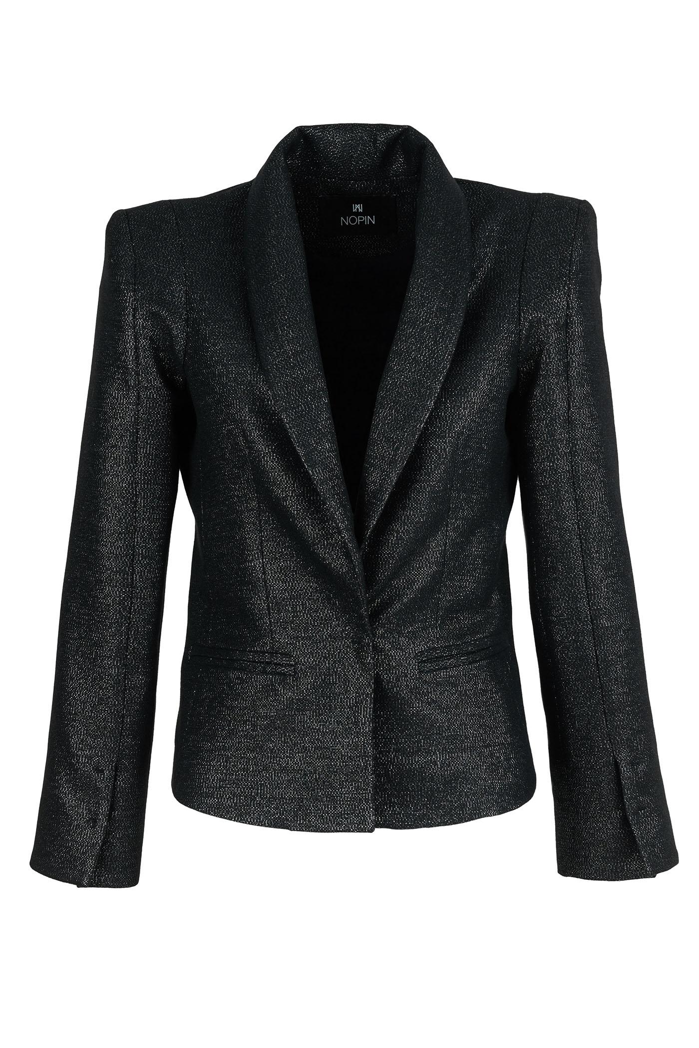 Nopin Glossy Jacket
